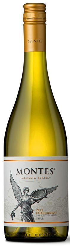 www.vinopredaj.sk  Chardonnay Montes Classic - Toto víno kvasilo zo 60% v sudoch a zo 40% v nerezových tankoch. Pri polovici množstva vína prebehlo jablčno-mliečne kvasenie pri kontrolovanej teplote, aby boli zachované ovocné vône. Víno má svetložltú farbu zo zeleným nádychom, vo vôni sa miešajú maslové tóny s vanilkou a tropickým ovocím (banány). Svieže ovocné víno s dobrým telom a vyvážené, v ústach komplexné a smotanové s príjemným a elegantným koncom. Podávame pri teplote 10-12°C…