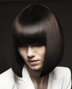 Medium Brown Hairstyles by Fransesco Group