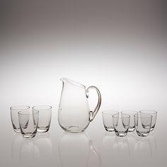 Glass Jug, Bukowski, Glass Design, Interior, Beautiful, Vintage, Indoor, Interiors, Vintage Comics