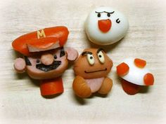 Sausage MARIO kawaii food for bento Japanese Bento Box, Cute Japanese, Japanese Style, Bento Kids, Bento Recipes, Cooking With Kids, Cute Food, Cooking Classes, Eating Habits