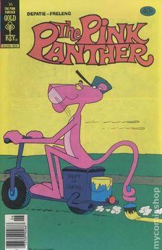 Pink Panther (1971 Gold Key) 65