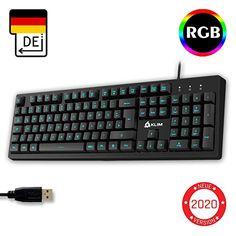 Wie auf den Bildern.  Games, PC, Zubehör, Gaming-Tastaturen Ps4, Computer Keyboard, Electronics, Multimedia, Xbox One, Colors, Bags, Black, Ps3