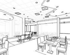 Restaurant Drawing - Rare photos
