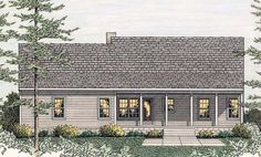 Small House Plans With 3 Car Garage Small Ranch House Plans Ranch House Plans No Garage One