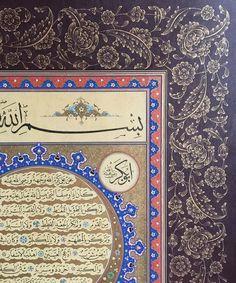 #hilyeişerif #hilyeişerif #hasançelebi #islamicart #tezhib #tezhipsanatı #tezhip #aysesayin #halker @mstfa_celebi