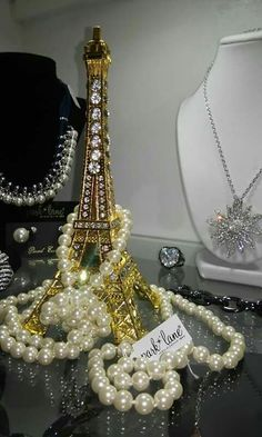 Get the Paris look with #parklanejewrllery #jeansjewels #Calgary