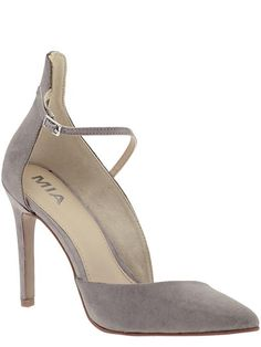 Hmmmm think I need some grey heels. Adding to cart!