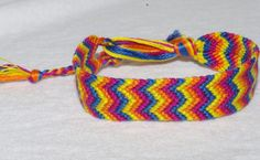 Double Chevron! Want to buy this? Check out: http://www.etsy.com/shop/CreationsbyJulie7?ref=top_trail