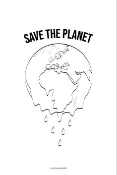 Save the Planet – Jennifer Martinez – climate change protest Planet Drawing, Earth Drawings, Our Planet, Save The Planet, Save Planet Earth, Save Our Earth, Climate Change Effects, Change Background, Global Warming