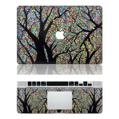 Macbook Protective Decals Stickers Mac Cover Skins by AwesomeDecal, $16.50