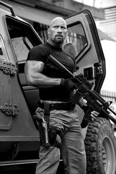 Dwayne Johnson. #the rock #famous #actor  #fast five #fast and furious #wwe