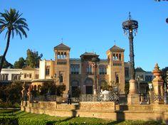 Plaza de América, Sevilla