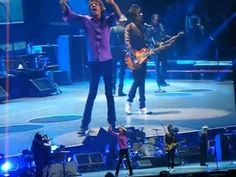 The Rolling Stones - You Cant Always Get What You Want  For all of you who remember Matt Zay '00 take a peek at this you tube video where he and his wife Barbara are opening up for the Rolling Stones at a concert last weekend in NYC. Pretty awesome!!