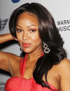 Meagan good sexy lips can not