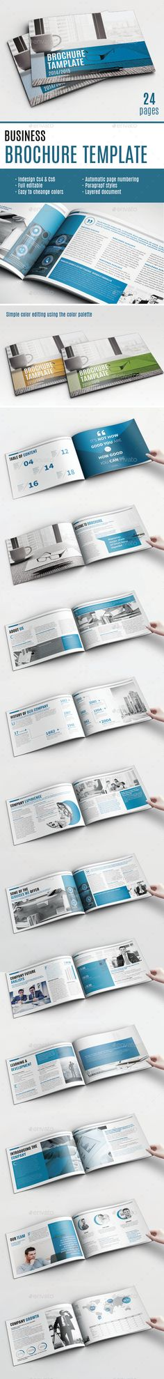 Multipurpose Brochure Template #design Download: http://graphicriver.net/item/multipurpose-brochure-template/10339728?ref=ksioks