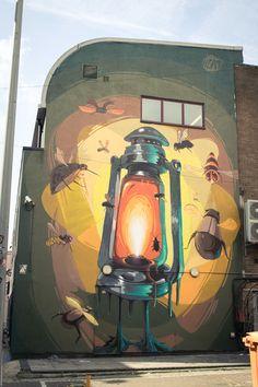 SNAPSHOT expo feat. FatHeat and Mr. Zero in Brighton - http://www.urbanartnow.net/recap-snapshot-expo-feat-fatheat-mr-zero-brighton/ #streetart #street-art #urbanart #urbanartnow