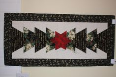 missouri star quilt company tutorials table runners | Quilting Ideas | Project on Craftsy: Christmas Table Runner