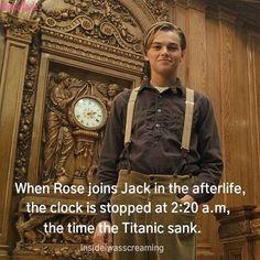 romance movie Esta fue la hora a la que se hundi el Titanic Rms Titanic, Titanic Rose, Titanic History, Titanic Wreck, Titanic Sinking, Ancient History, Titanic Movie Facts, Titanic Quotes, Titanic Funny