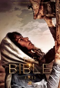 The Bible Series on The History Channel :)  It's pretty darn good ;)