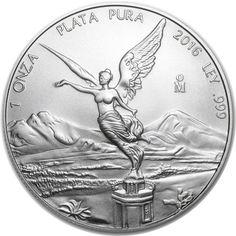2016 1oz Silver LIBERTAD - Pre-Arrival Order