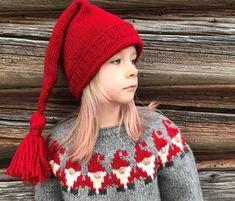 Ravelry: Nissegenseren pattern by Ingvill Freland Drops Baby Alpaca Silk, Drops Kid Silk, Knitting Patterns Free, Free Knitting, Free Pattern, Drops Karisma, Knit Crochet, Crochet Hats, Crochet Pattern