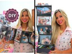 DIY: Caixa Surpresa | Presente Dia dos Namorados {#JunhoTodoDia 8} - YouTube