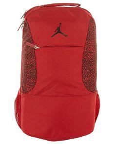 bafb65de5060 Amazon.com   Nike Air Jordan AeroFly Mania Backpack 546469-695   Clothing