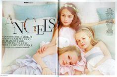 Ralph Lauren Childrenswear Pastel seersucker dresses from Ralph Lauren Childrenswear are celestial in Madame Figaro