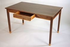 Solid Wood Stand Up Desks and Quality Custom Desks with Hutch - Rugged Cross Fine Art Woodworking Wood Writing Desk, Writing Table, Black Desk, Black Wood, Home Office Furniture, Wood Furniture, Custom Desk, Stand Up Desk, Desk Hutch