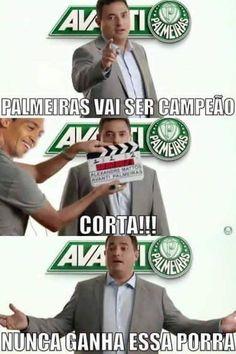 Palmeiras perde título paulista e rivais se divertem com memes na web
