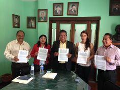 Suscribe convenio de colaboración el INAPAM Delegación Tlaxcala y el Municipio de San Pablo del Monte                  ·        Las y los adultos mayores obtendrán el 50% en el pago de impuesto predial y agua.