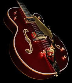 Gretsch Custom Shop Masterbuilt Stephen Stern '59 Falcon NOS Electric Guitar Candy Apple Red