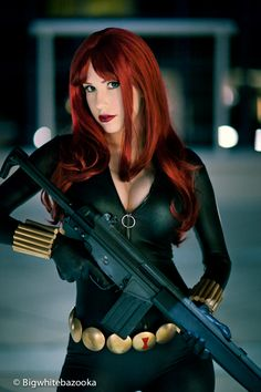 Black Widow III by *crystalcosfx on deviantART