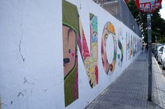 BOAMISTURA en el Proyecto MAUS/ Soho Málaga. #StreetArt #ArteUrbano #Art #Arte #Arterecord https://twitter.com/arterecord