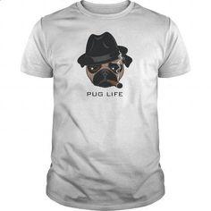 Funny Parody Pug Life Dog Shirt - #shirt #polo. GET YOURS => https://www.sunfrog.com/Pets/Funny-Parody-Pug-Life-Dog-Shirt-White-Guys.html?60505