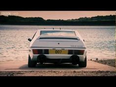 """Real-Life James Bond Underwater Car: Remember the awesome Lotus Esprit submarine car from The Spy Who Loved Me? Now it's a real car! Top Gear's Richard Hammond takes this custom machine underwater for a test """"drive."""""""