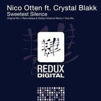 Sweetest Silence - Nico Otten ft. Crystal Blakk     (Rene Ablaze & Global Influence Remix) by CrystalBlakk on SoundCloud