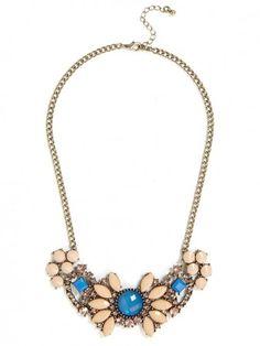 our pretty peony pendant