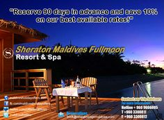 There are five restaurants to choose from that serve Thai, Mediterranean, Continental and Asian cuisine. As one of the most desirable locations in the archipelago, it is the ideal getaway vacation for travelers.