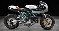 Bei diesen Custom-Ducatis verschwimmt gekonnt die Grenze zwischen alt und neu | Classic Driver Magazine