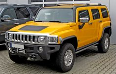Hummer at SEMA 2009 7 Wallpapers) – Wallpapers and Backgrounds Hummer H3, Hummer Truck, My Dream Car, Dream Cars, Hammer Car, Cool Car Accessories, Jeep Suv, Yellow Car, Sweet Cars