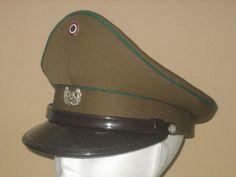 Gorra de Plato de Carabineros de Chile / Visor cap of the Chilean gendarmerie