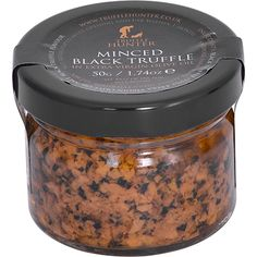 Minced Black Truffle from Truffle Hunter – Use as a luxury garnish for fish, meat or egg based dishes. Perfect as a dressing for fresh pasta or salads. Can also be used to create rich gourmet sauces.