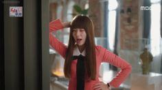 "Chae So-bin as Jo Ji-ah in ""I'm not a Robot"" (2018)"