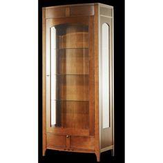 nuevo glass display cabinet urban designs