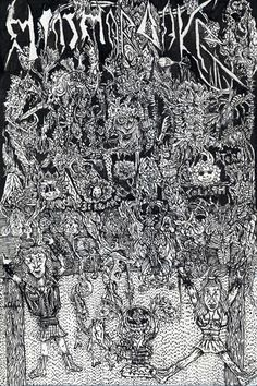 New and restocked books on United Dead Artists now in stock! Keiichi Tanaami, Namio Harukawa, Stéphane Blanquet, Jurictus, Helge Reumann, Caroline Sury: http://www.staalplaat.com/united-dead-artist