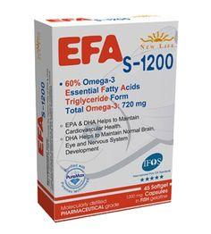 New Life Efa S-1200 Balık Yağı Kapsülü hakkında kapsamlı bilgilere bu sayfadan ulaşarak, sipariş edebilirsiniz.