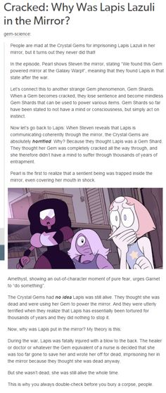 Whooooooa. Okay, this theory is awesome.
