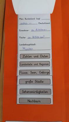 Wie versprochen gibt es heute zum Bloggeburtstag mein Deutschland-Lapbook. Zuerst einmal ein Überblick vom Inhalt. Die Informationen sollen ...