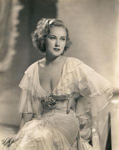 Fay Wray #vintage #Hollywood